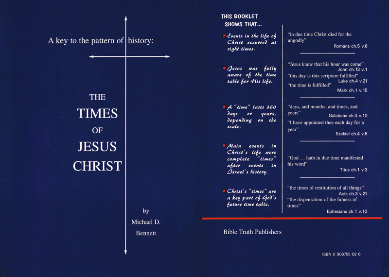 The Times of Jesus Christ